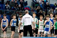 Indoor Track and Field Athletics Athlone Jan 18